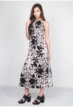 Farrah String Maxi Dress