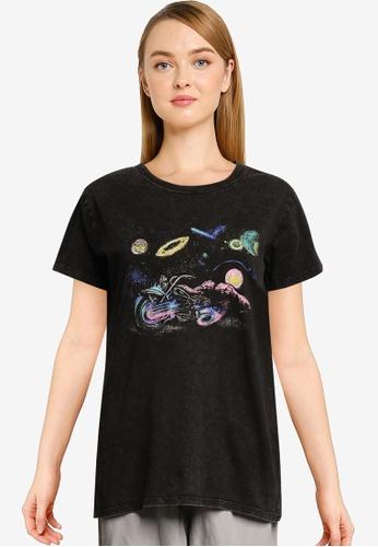 Cotton On black Classic Arts T Shirt 652B4AAF0201C6GS_1