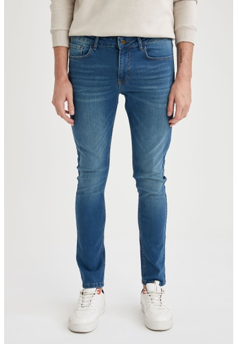 DeFacto green Skinny Jeans 590DEAA102AB7FGS_1