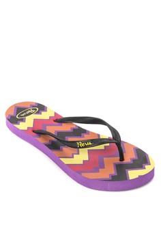 Tenny Flip Flops
