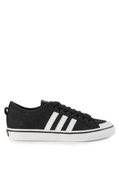 adidas black and multi adidas originals nizza EAF31SH3D74104GS 1 435a658bb041