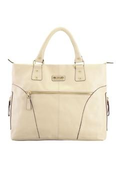 Nappa Leather Top Handle Bag