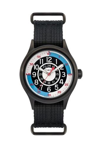 TIMEX black Timex x Todd Snyder Blackjack 40mm - Black Case & Strap (TW2R56000) D51F9AC19753F9GS_1