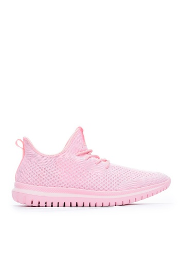 Life8 pink Casual Breathable Shoes -09869-Pink 19DC9SH2BDAE63GS_1