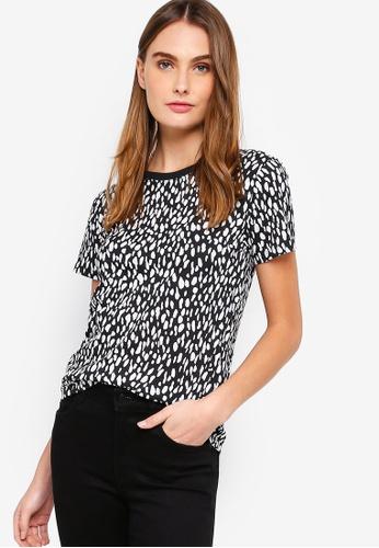 Buy J.Crew Leopard Print Tee Online on ZALORA Singapore 3d63164b5