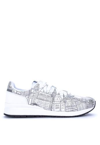Onitsuka Tiger white Tiger Ally Sneakers 1B57FSH1E520EAGS_1