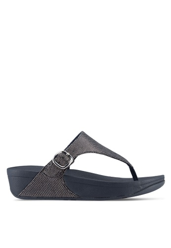 Fitflop navy The Skinny Sparkle Sandals FI522SH57WFUMY_1