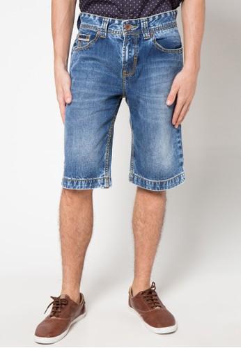 Lois Jeans blue Short Pants Denim LO391AA51YDOID_1