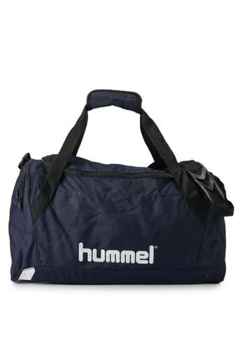 Hummel blue Core Sports Bag S 6D27DAC2CD3FEBGS_1