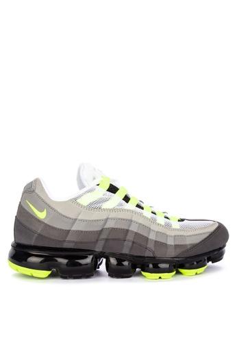 Nike grey Air Vapormax '95 Shoes 5B6E1SHA6AF3D0GS_1