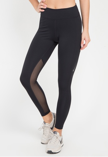 Nike black As Women's Nike Power Pkt Lx Tights 0F498AA8419CFCGS_1
