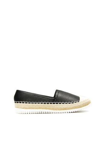 SEMBONIA black SEMBONIA Textile Loafer (Black) 4EDECSH516120BGS_1