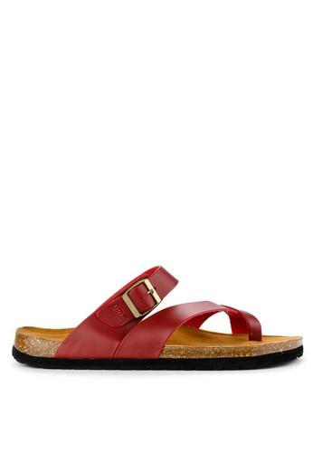 GREENLIGHT red Men Slippers 1111 DADA6SH89BB88FGS_1