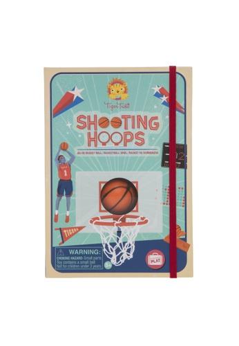 Tiger Tribe Shooting Hoops Basketball Game EBBE9THF37D6B5GS_1