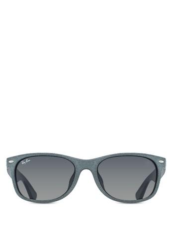 New Wayfarer (F) 偏光太陽眼鏡, 韓系時尚, 梳esprit台灣網頁妝