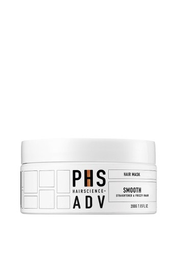 PHS HAIRSCIENCE PHS HAIRSCIENCE ADV Smooth Hair Mask (For Straightened and Frizzy Hair) 200g C1E64BE350462EGS_1