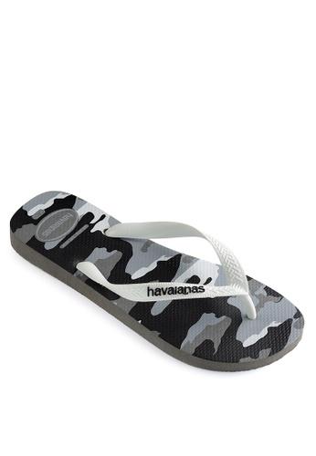 b998c1c842e6 Shop Havaianas Top Camu Flip Flops Online on ZALORA Philippines