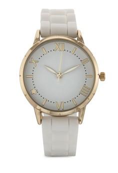 Silicon Roman Watch