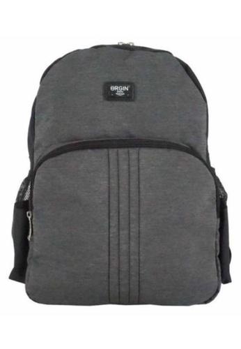 Swan Swan Orgin Pro Duncan Backpack -Grey 76A45KCAA82171GS_1