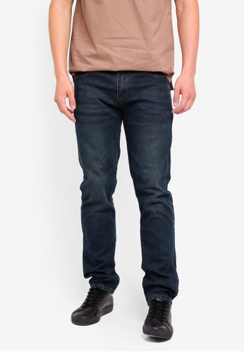 Fidelio blue 565 Slim Straight Denim 8210FAA690561FGS_1