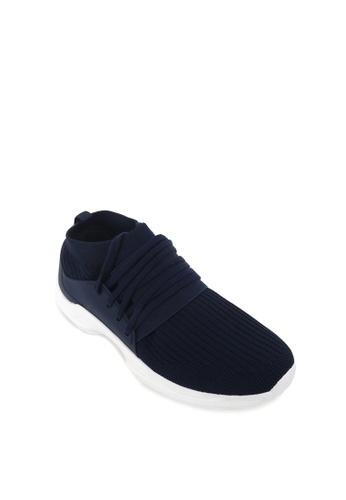 World Balance navy Evolve Navy Athleisure Shoes 88C14SHF6984EBGS_1