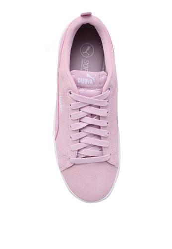 d11bc6066fb1 Buy Puma Core Puma Smash Platform SD Shoes Online on ZALORA Singapore