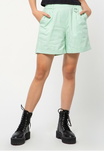 COLORBOX green Short Cargo Pants CD110AA0D3C188GS_1