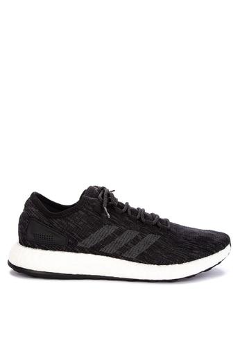 adidas black adidas pureboost 3FE53SH17C306BGS_1