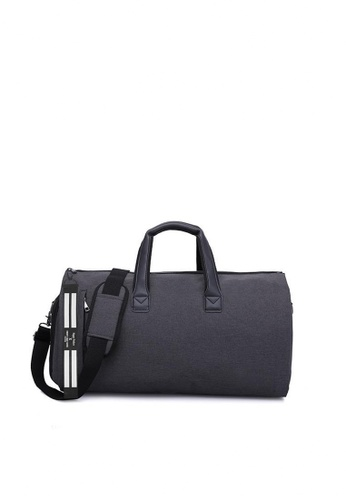 Twenty Eight Shoes black Men's Suit Travel Duffel Bags 693 8B271AC8B0A181GS_1