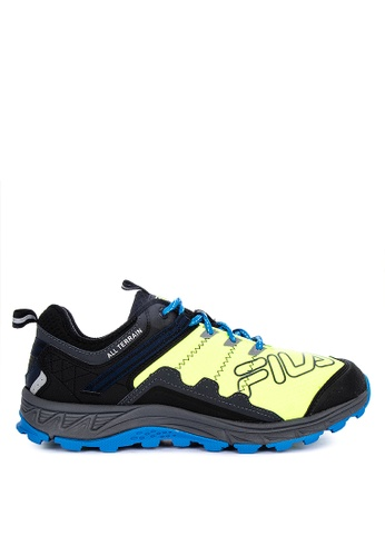 FILA multi Blowout 19 Outdoor Trail Shoes E4923SH7E1DFF2GS_1
