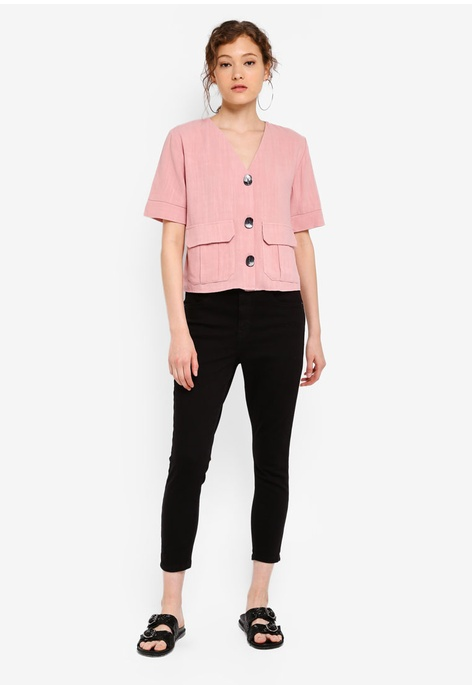 a1cd9dad4e9925 Buy TOPSHOP Blouses For Women Online on ZALORA Singapore
