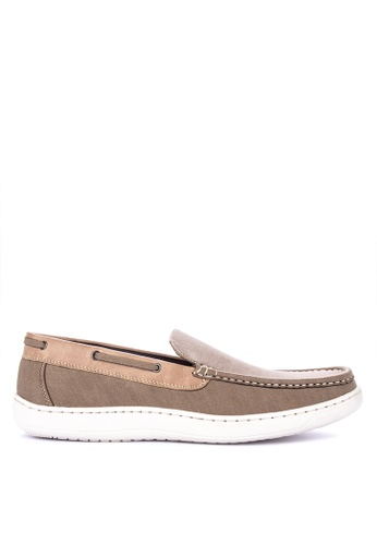 H2Ocean beige Qamar Casual Slip on F9E68SH9341EAEGS_1