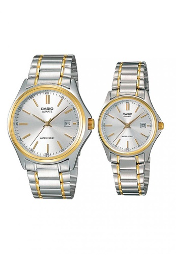 Casio silver CASIO Couple Watch MTP/LTP-1183G-7A 856E4ACD2E0B97GS_1