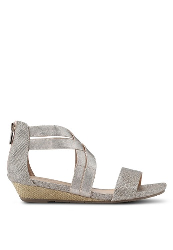 Kenneth Cole 金色 Reaction Great Stretch Heel Sandals D98A5SHB2328D2GS_1