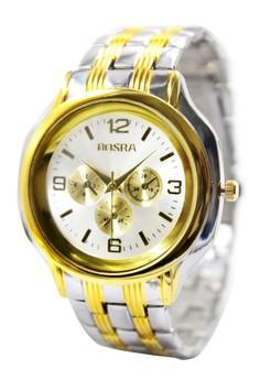 Rosra Gayle-W Unisex Stainless Steel Strap Watch