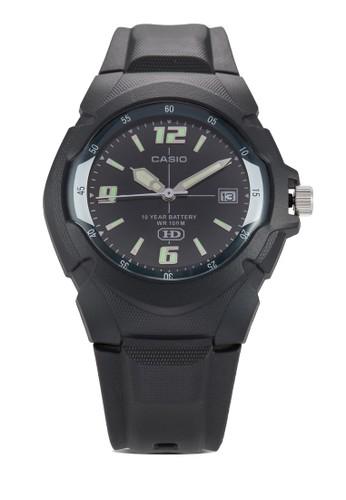 Enticer 運動風數字行針esprit門市地址手錶, 錶類, 飾品配件