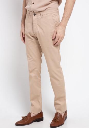 MOC beige GHLORY - BEIGE Pants 01203AAE548843GS_1