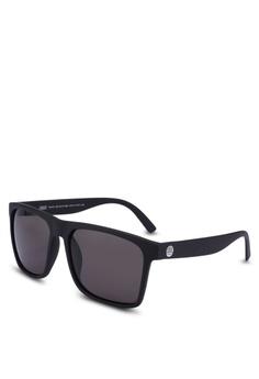 Sunski black Taraval Matte Black Sunglasses 5F10CGLC8FE595GS 1 19a527643e