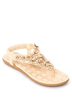 Josephine Flat Sandals
