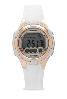 Merced Digital Watch