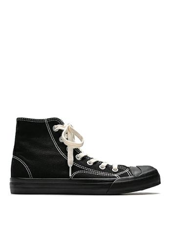 Twenty Eight Shoes High Top Canvas Casual Sneakers XO-157 F13D4SHC53B4F2GS_1