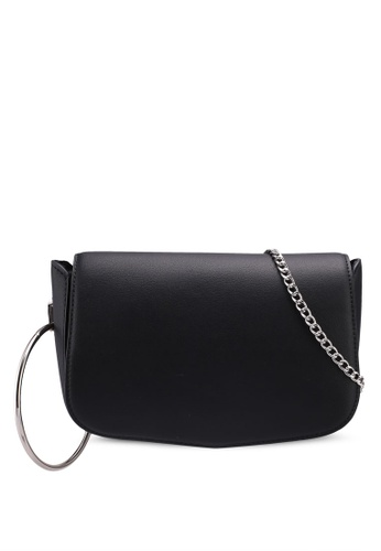 Miss Selfridge Black Bracelet Crossbody Bag Bc629ac1d0a727gs 1