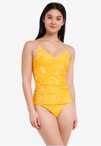 ICHI gold Athens Swimsuit BFA44US238E29FGS_1