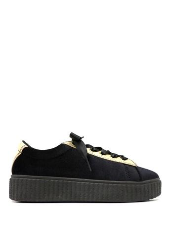 Carlo Rino black Carlo Rino 33350-D003-08 Lace Up Sneaker 3F72DSHB1F946CGS_1