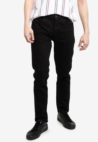 KOTON black Slim Jeans 3C09DAAAAC8BF1GS_1