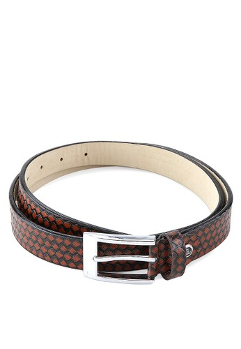 LOMBARDI GIOVANNI Pin Buckle Belt