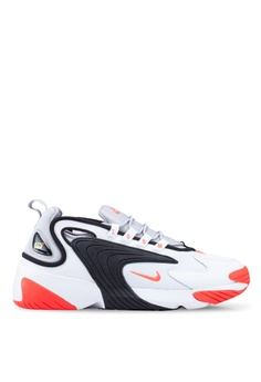 95f0ba19bc6fe Nike white and multi Nike Zoom 2K Shoes 5D03ESHA13552BGS 1