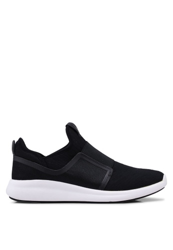 ALDO black Lovorellan Sneakers 656C8SH1A2358FGS_1