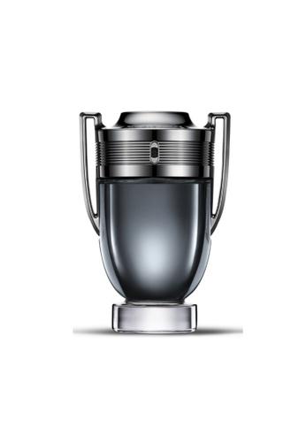 Paco Rabanne silver Paco Rabanne Invictus Intense NEW Eau de Toilette for Men 100ml C238BBEE441B2FGS_1