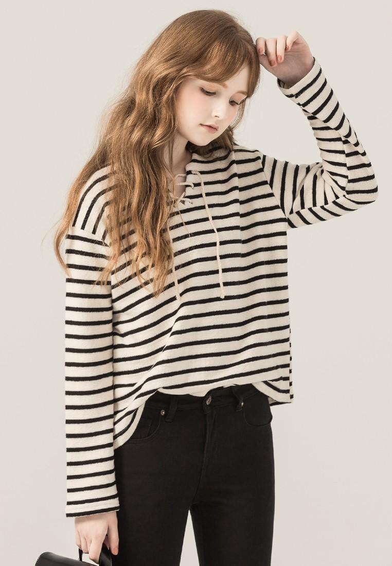 Cozy Up Stripes Top
